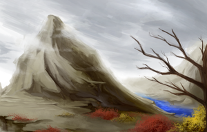 Mountain by Cleife