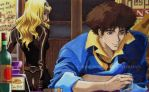 Cowboy Bebop - Love Is Forever by White-Rose-At-Mornin