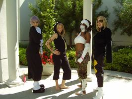 Soul Eater Women by MidnightRosebud