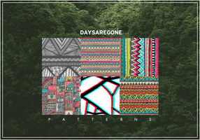 Days are gone | Patterns by Violentyouth