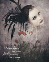 Your face will never fade by LayZeye