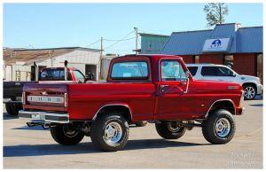 A Nice Ford 4x4 by TheMan268