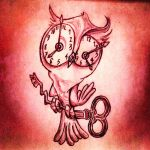 Owlclock by Miciap