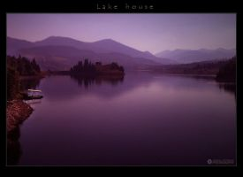 Lake house by adypetrisor