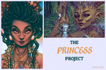 Princess Project Preview by Peppermint-Pinwheel