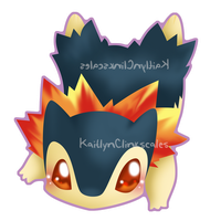 Typhlosion v5 by Clinkorz