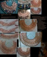 My Egyptian Broad Collar Complete by nonanut