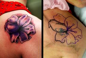lilly cover up by Richroyalty