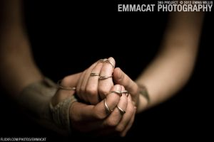 Ring Splints by emmacatphotography