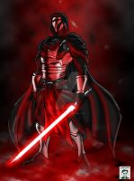 Darth Revan -Again by ssejllenrad2