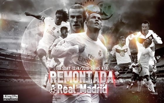 Remontada R Madrid by King2Ps