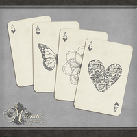 Ace of Hearts by DaydreamersDesigns