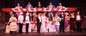 Drowsy Chaperone Airplane Scene by LocationCreator