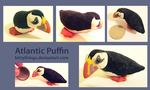 Puffin - GIFT by Bittythings