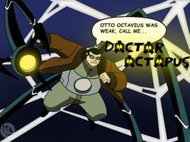 Spectacular Doc Ock by Arkus0