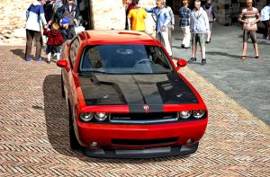 New Challenger SRT  close up GT5 by whendt