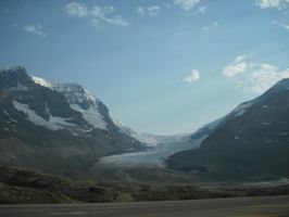 athabasca glacier 2 by MOTHdevil