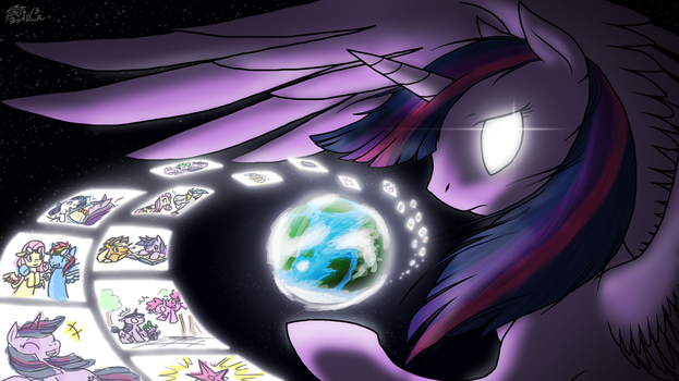 Chant Of Immortality by DragonwolfRooke