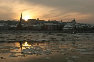 Ice and Gold by zoldszorny