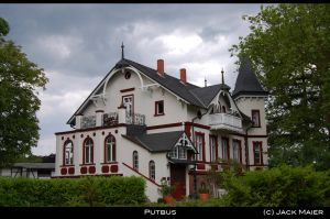 old house in putbus by MCRfreak0815