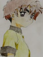 Syaoran-kun by wish4-
