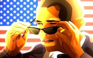 Obama Heat by iReap