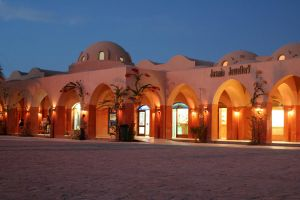 El Gouna in the evening by 1photo