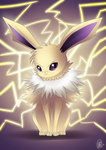 Jolteon by RainbowRose912