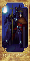 SOC - Tarot Project: The Emperor by Dante-Aran