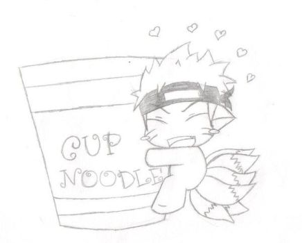 Ramen Glomp by chu-chibi-club