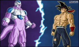 -DBM- King Cold and Baddack by DBZwarrior