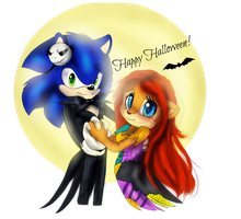 Happy Halloween by LilRedGummie