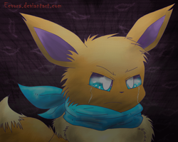 Anger And A Tip Of Sadness... by Eevora