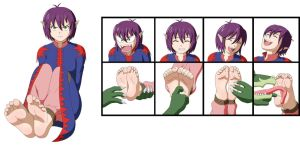 The Many Stages Of Denial by Natamin