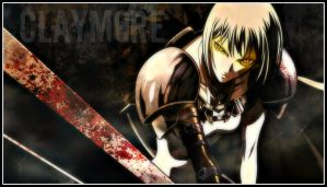 Claymore Tribute by eidemon666