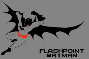 #47: Flashpoint Batman by MSZ006Zeta