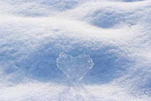 A heart of ice by marcobusoni