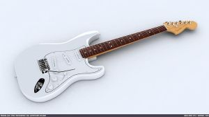 Stratocaster by entangle