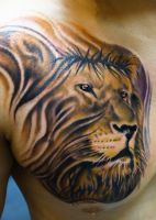 Lion of Zion by IamValo