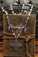 Luthien Necklace by Lindowyn