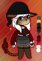 [OPEN] Adopt: witchy cat girl by MiqotesosAdopts