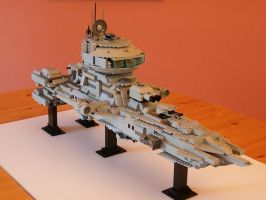IHS Cyclone -Old Lego Project by TheOrangeGuy