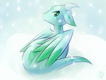 Snow Flurry by honrupi
