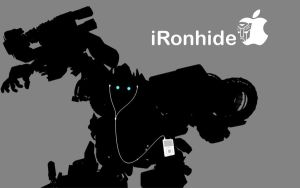 iRonhide by Xagnel95