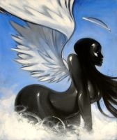 Black Angel by biz02