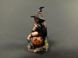 Witch Rear View by goofeegrins