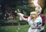 Alice in Wonderland: You and Me by Astarte-Tenebraee