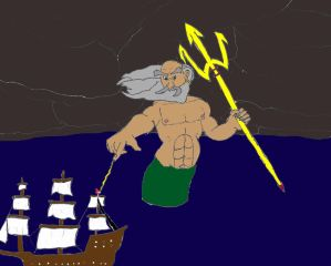 Wrath of Poseidon