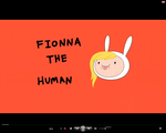 Fionn4 The Hum4n by Kipkila