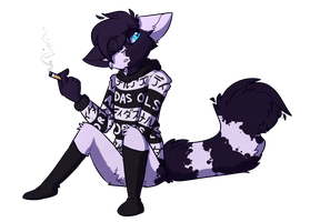 Knee Socks :REMAKE: by Swift-The-Kitty